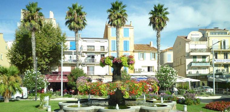Provence F Stadt Bandol
