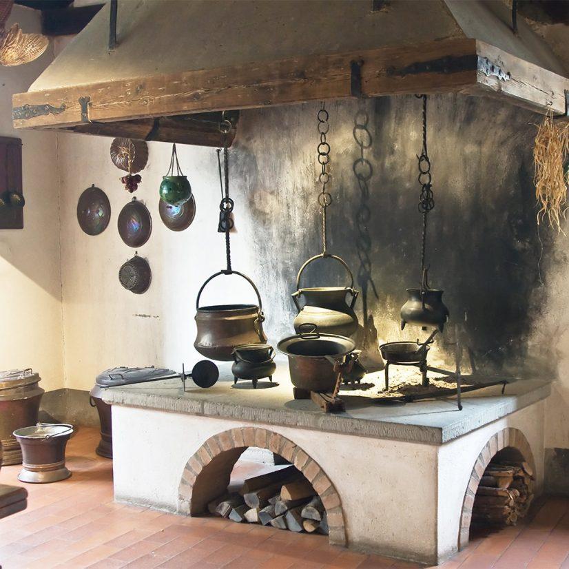 Verein 60 Plus Küche